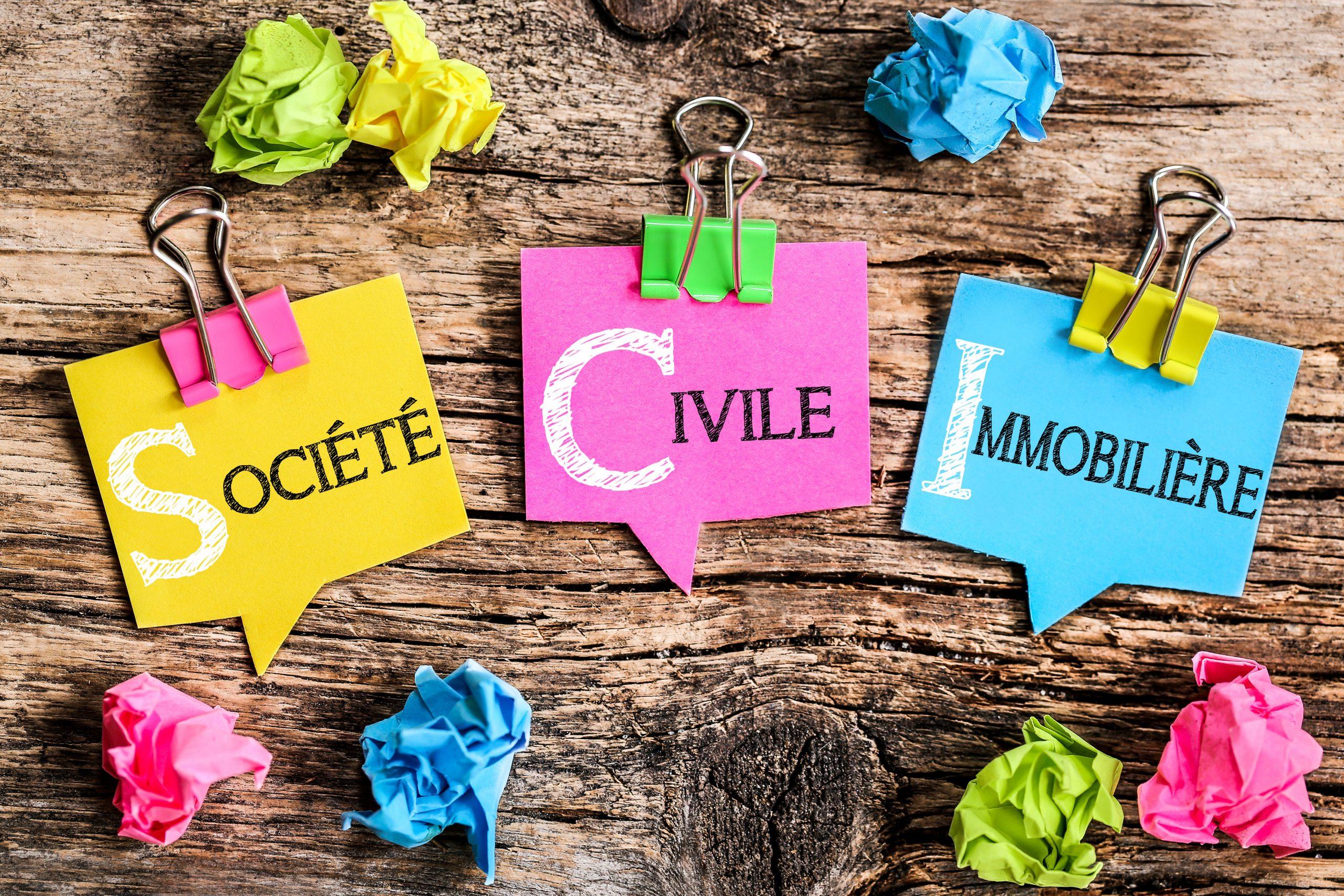 La Société Civile Immobilière (SCI)